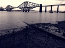 In Queensferry...