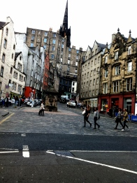 Picture from Victoria Street